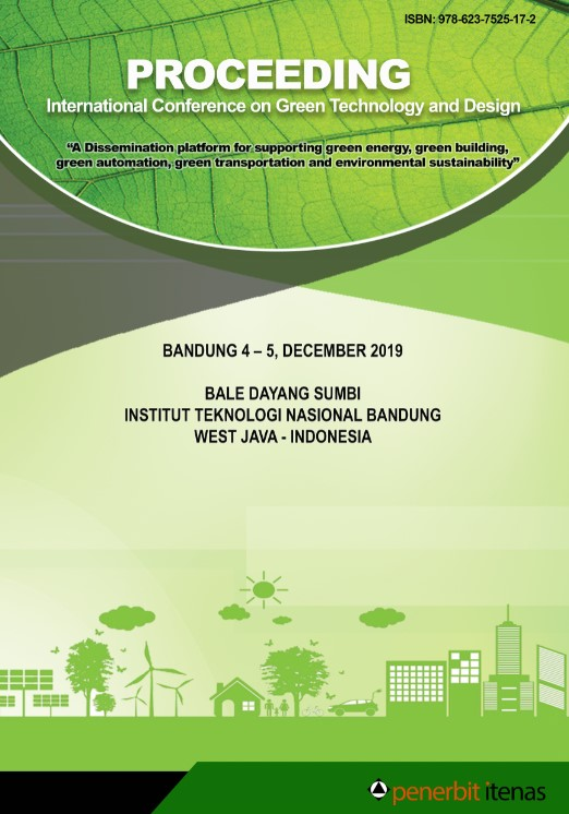 Proceeding International Conference on Green Technology and Design: A Dissemination platform for supporting green energy, green building, green automation, green transportation and environmental sustainability